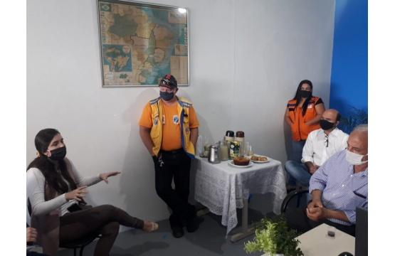 Município recebe Plano de Ação de Emergência
